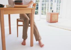 臀部、股関節、膝、足首、足趾の症状