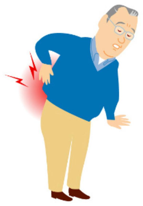 痛いには原因がある~ぎっくり腰の診断
